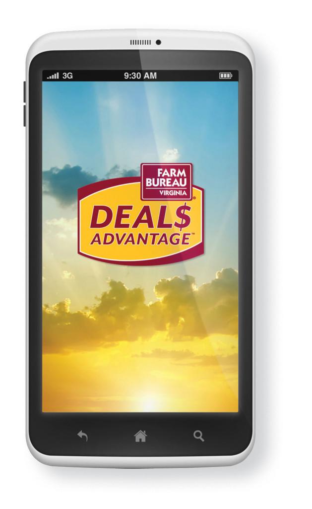 The Deals Advantage app