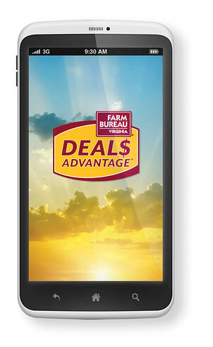 The Deals Advantage app