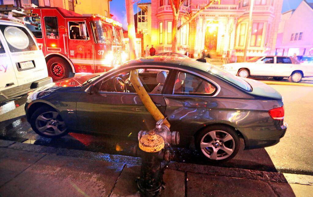 car fire hydrant