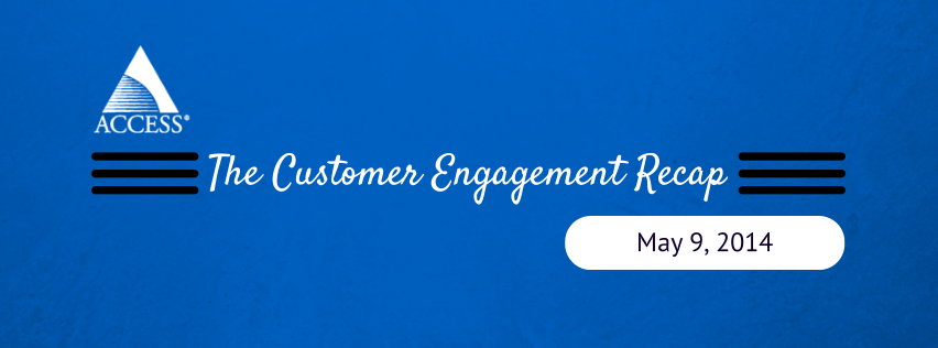 customer engagement may 9