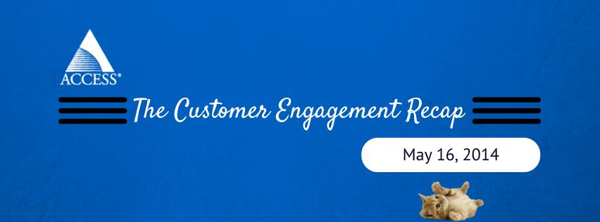 customer engagement may 15