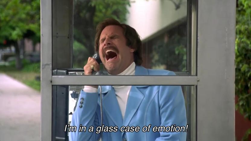 glass case of emotion