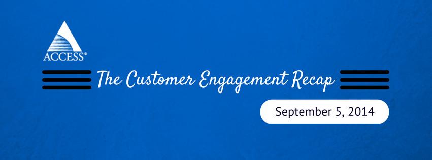 customer engagement september 5