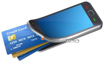 mobile wallet zipper