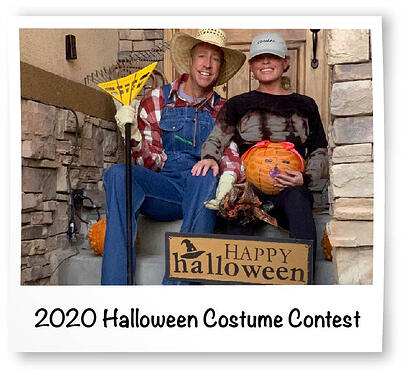 2020 Halloween Costume Contest