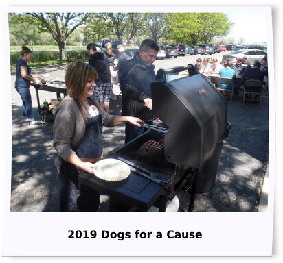dogs for a cause for review blog