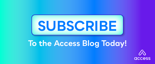 Subscribe to the Access Loyalty Blog
