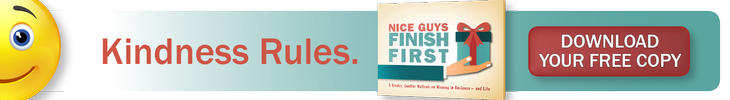 Download the FREE eBook - Nice Guys Finish First