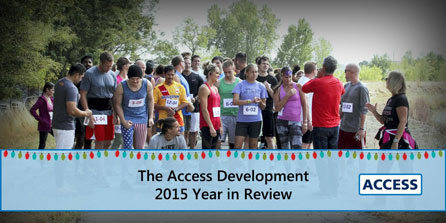 The Access Development 2015 Year in Review